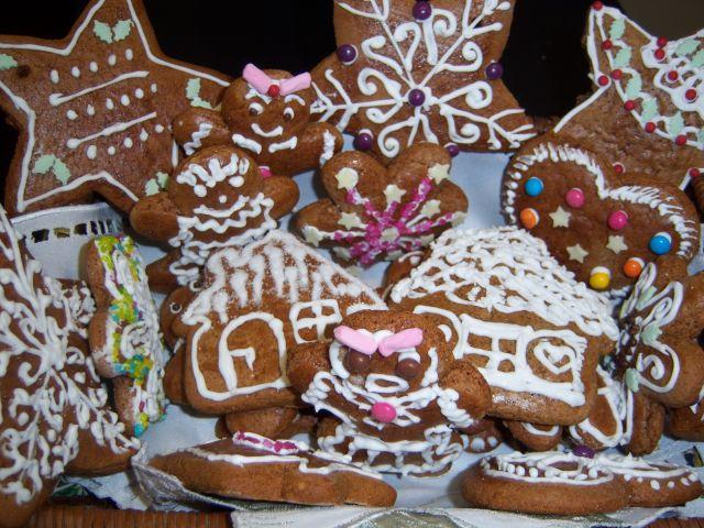 dekorowanie ciastek, piernikow7