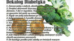 dekalog diabetyka 3