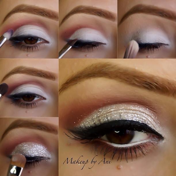 Makijaż Oczu Na Wieczór Bettypiszepl