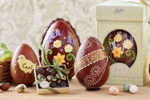 czekoladowe jajka